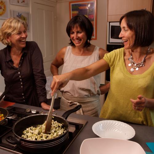 Atelier cuisine sur mesure