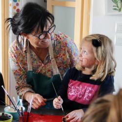 + 1 Enfant - Atelier Parent-Enfant