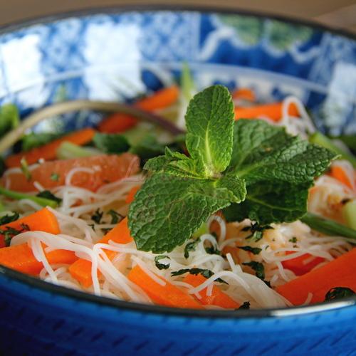 Salade Thaï express